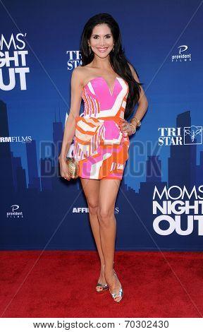 LOS ANGELES - APR 29:  Joyce Giraud arrives to the