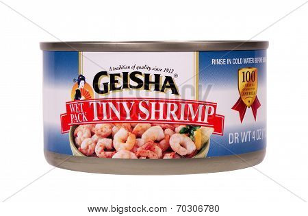 Miniature Shrimp