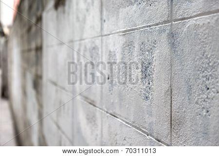 White Grunge Wall