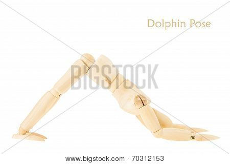 Yoga Dolphin Pose