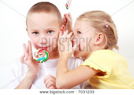 Kids Flüstern