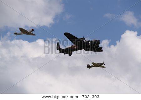 The Royal Air Force Battle of Britain Memorial Flight