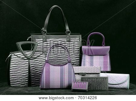 The Collection Of Bamboo Handbags