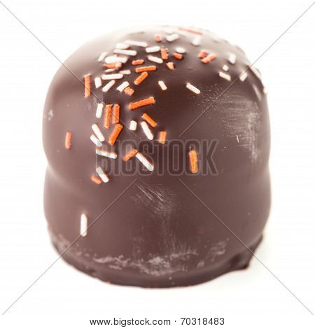Chocolate Coated Marshmallow