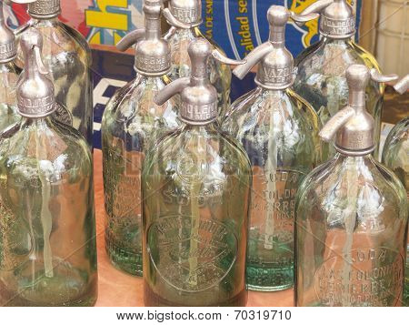 Sale Of Old Siphons