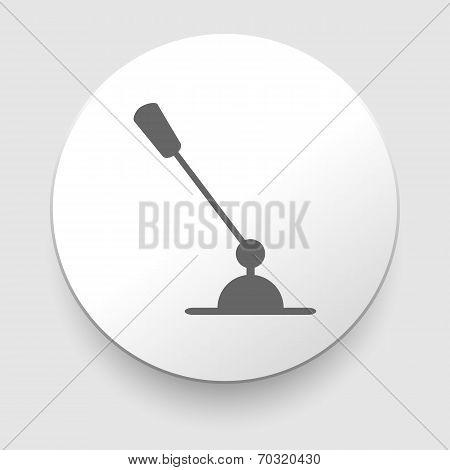 Vector Classic Microphones Symbol