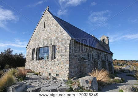 Church - Lake Tekapo New Zealand