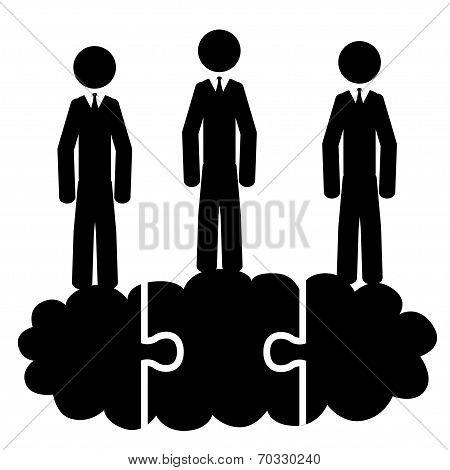 Team on cloud