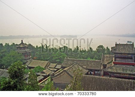 Longevity Hill In Summer Palace, Beijing, China
