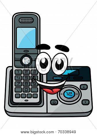 Cartoon cordless phone