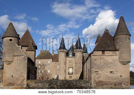Castle of La Clayette