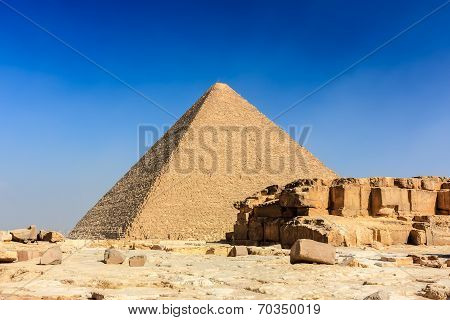 Pyramid Of Khufu, Egypt
