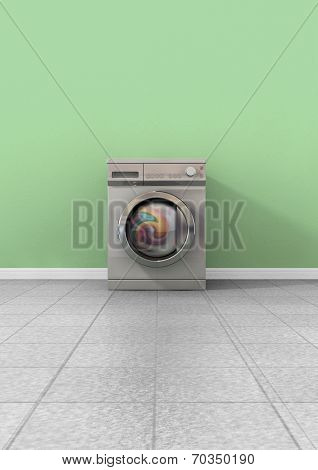 Washing Machine Full Single