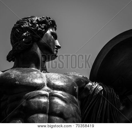 Hercules In Hyde Park