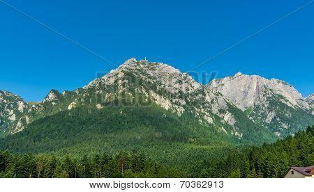 Bucegi Mountain