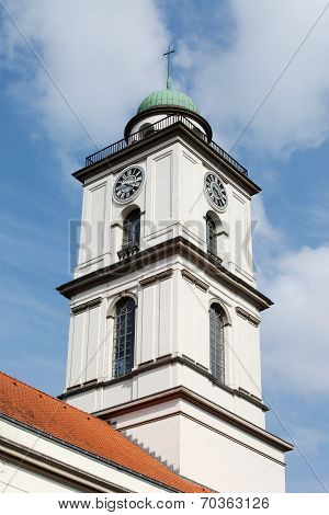 The christian church in Kolding