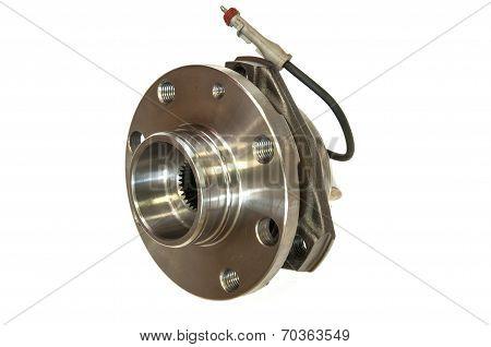 Wheel hub assembly