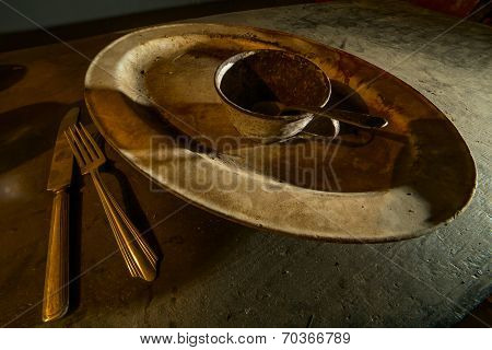 Antieque Dinnerware