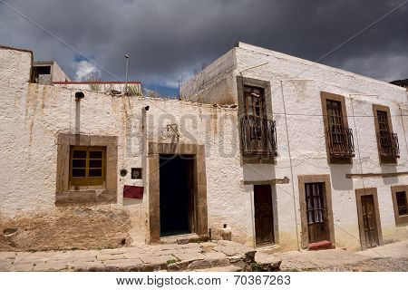Vintage Abandoned Buildings