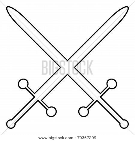Crossed Swords Icon