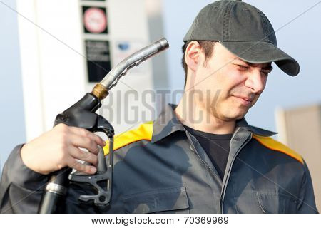 Gasoline price is getting too high
