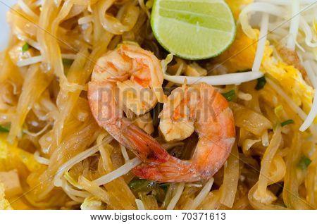 Pad Thai Thai Noodle