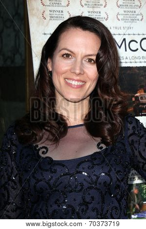 LOS ANGELES - AUG 15:  Kate Connor at the
