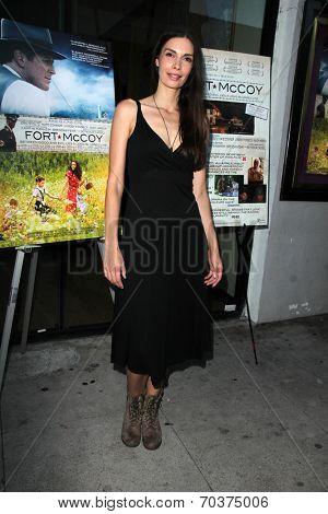 LOS ANGELES - AUG 15:  Claudia Eva-Marie Graf at the