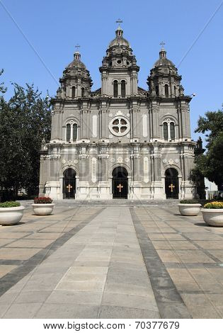 Cathedral of Wangfujing, Beijing