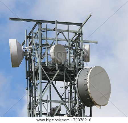 Signal Repeaters Televisions And Mobile Phone Signal