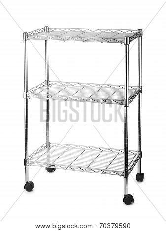 Metal Shelves Rack