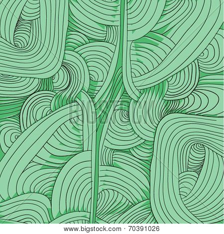 abstract background - knotty lines