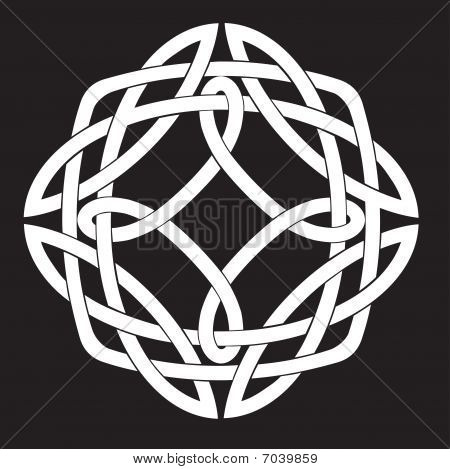 Celtic Knot Motif