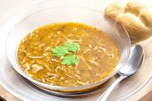 picture of tripe  - tripe soup - JPG