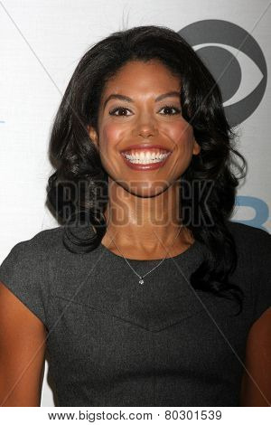 LOS ANGELES - JAN 14:  Karla Mosley as the  Bold and Beautiful Celebrates 7000th Show at a CBS Television City on January 14, 2015 in Los Angeles, CA