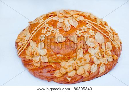 Traditional Russian Bread