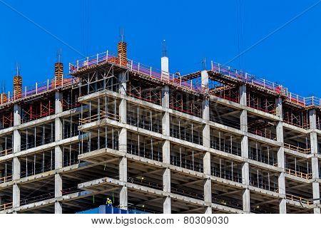 High-Rise Construction Work