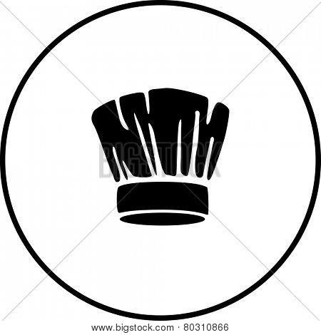 chef hat symbol