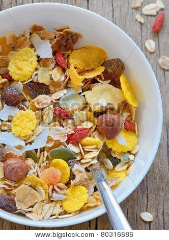 Muslin Cereal