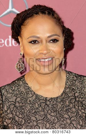 PALM SPRINGS, CA - JAN 3: Ava DuVernay arrives at the 2015 Palm Springs International Film Festival Awards Gala at the Palm Springs Convention Center on January 3, 2015 in Palm Springs, CA.