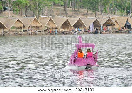 Summer Holiday in Thailand