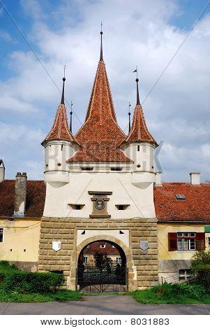 Brasov Fortification, Romania