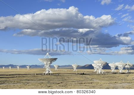 Very Large Array - Socorro New Mexico