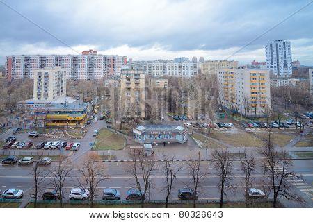 Tukhachevskogo street