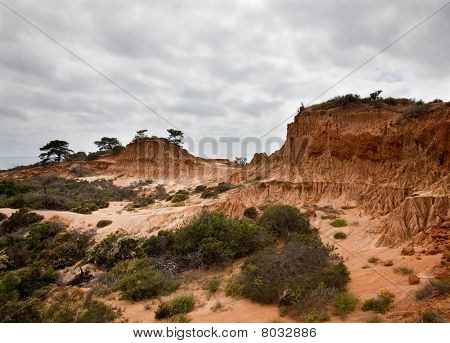 Broken Hill In Torrey Pines State Park