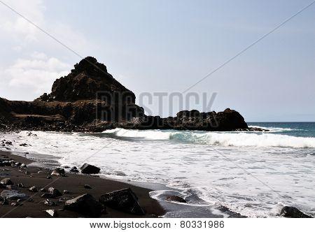 Cone Shaped Peninsula