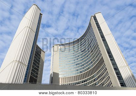 Toronto City Hall Building