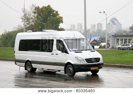 Mercedes-benz Sprinter 515Cdi