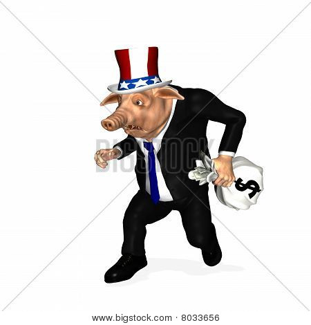 Congressional Pork - Running
