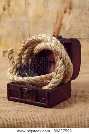 Rope In Chest